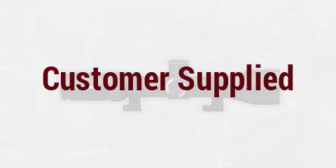 Customer Supplied Scope